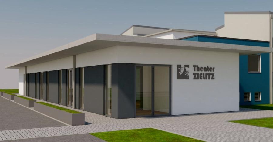 Theaterneubau Zielitz