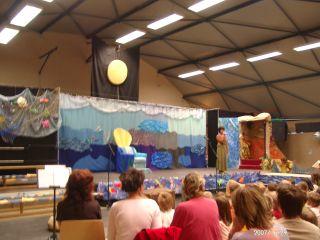 Theateraufführung Die kleine Meerjungfrau