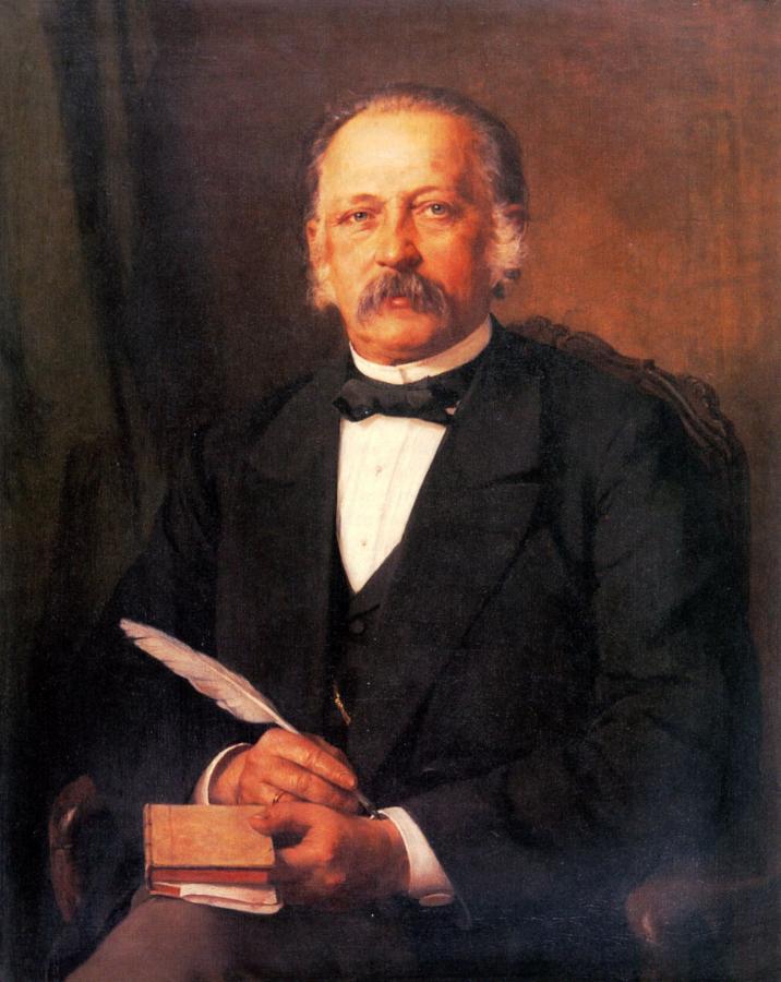 Theodor Fontane, vielleicht Italien im Sinn?, Foto: cc