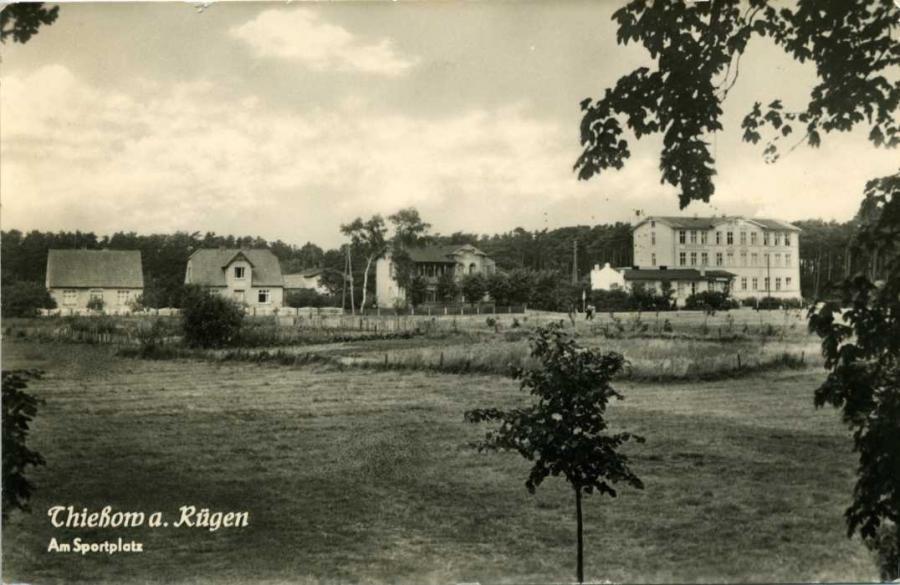 Thießow a.Rügen 1957