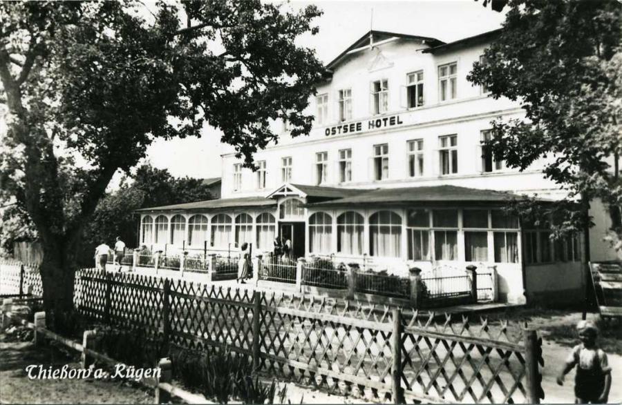 Thießow a. Rügen 1958