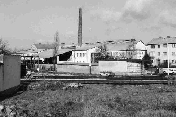 Foto: Glashütte in Immenhausen
