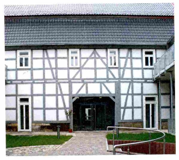 Foto: Fertigstellung des Wohnpflegeheims (Phase F) der Philippstiftung für schwersthirngeschädigte Menschen