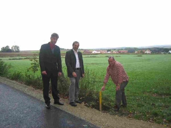 Foto: Sanierung des Verbindungsweges zwischen Triftweg und Holzhäuser Höhe