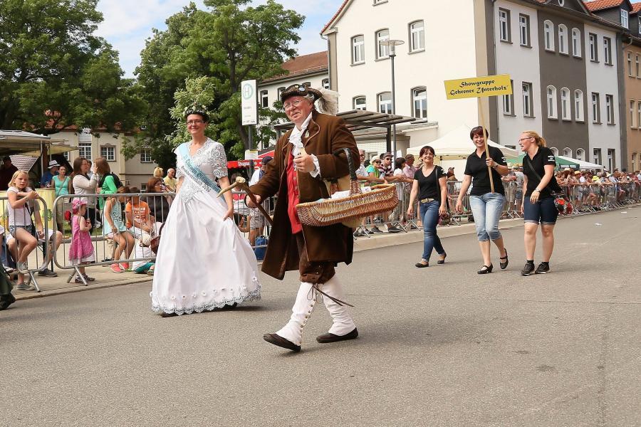 Thüringentag Apolda Festumzug