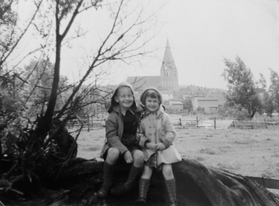 Karl-Hans und Ingetraud zu Besuch in Neukalen