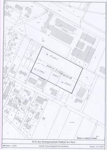 Lageplan Gewerbegebiet Hattorf