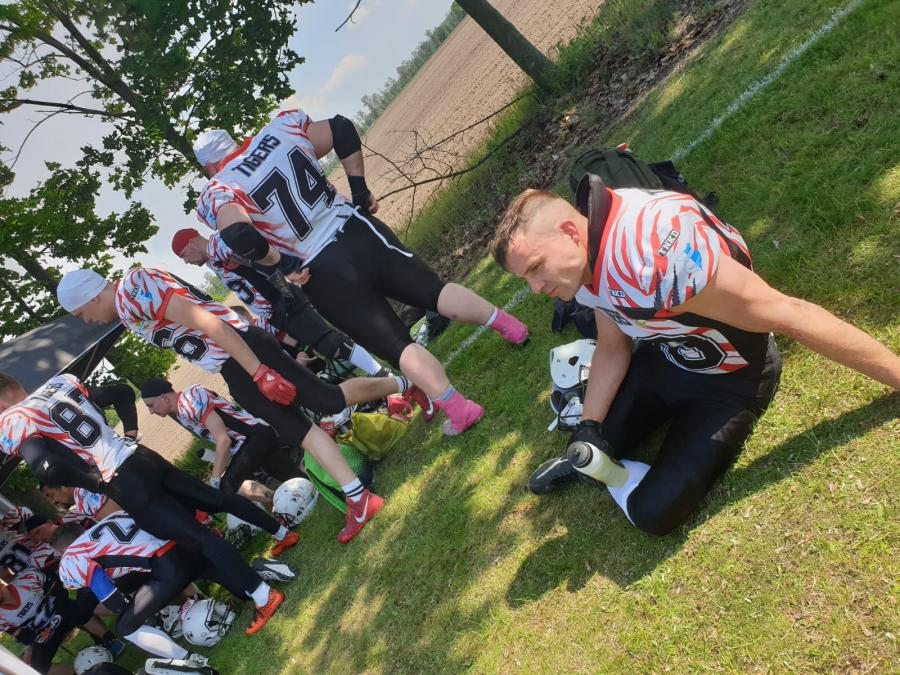 Tackle Football 3