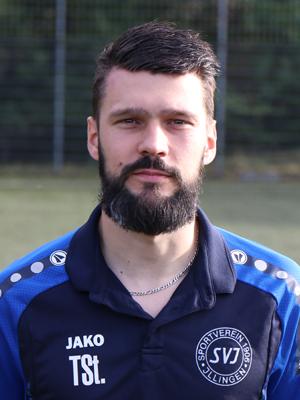 Timm Strohhäcker Coach