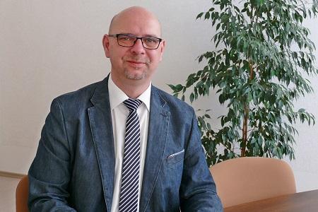 Bürgermeister Markus Terne