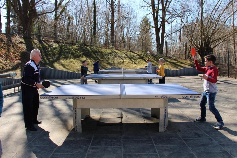 Tischtennis - 2