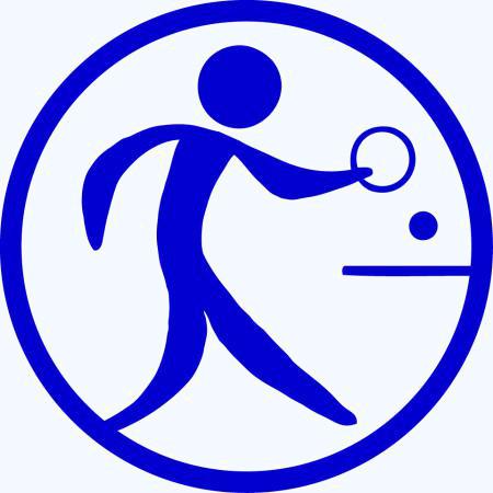 Tischtennis-