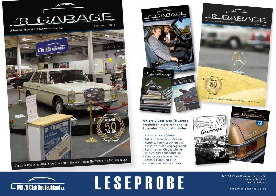 /8 Garage Leseprobe