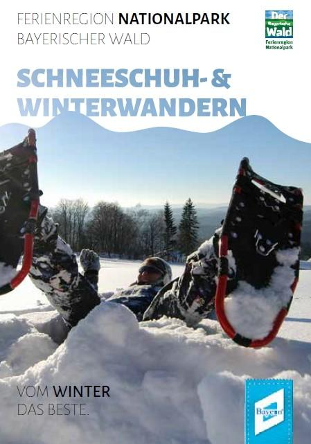 Titelbild Pocketguide Schneeschuh- & Winterwandern
