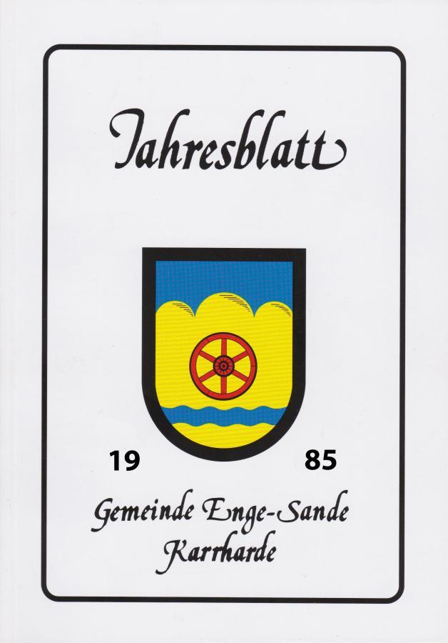 Titelblatt 1985