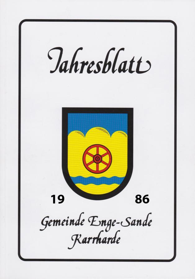 Titelblatt 1986