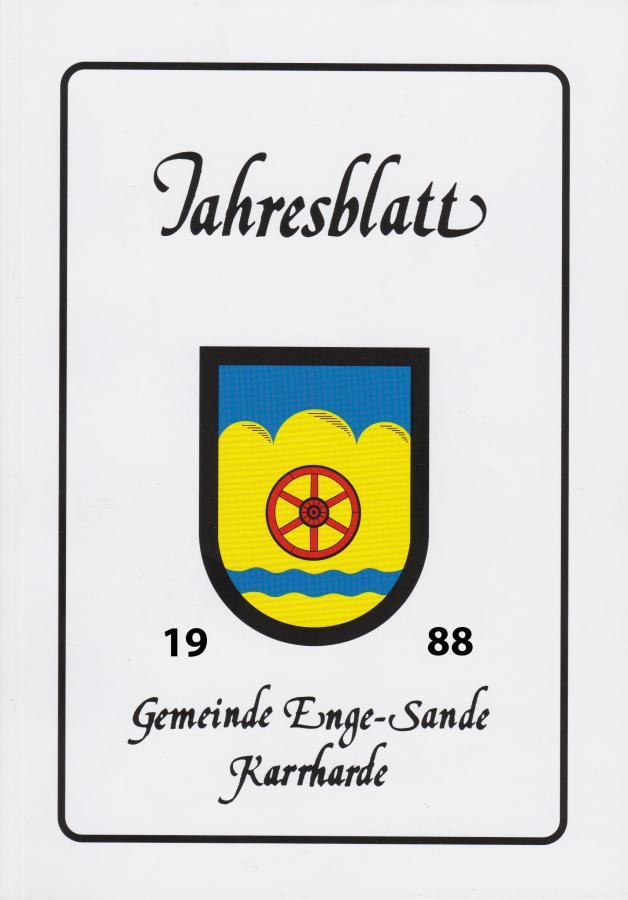 Titelblatt 1988