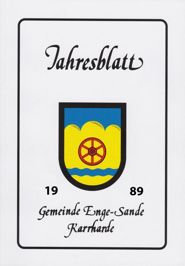 Titelblatt 1989