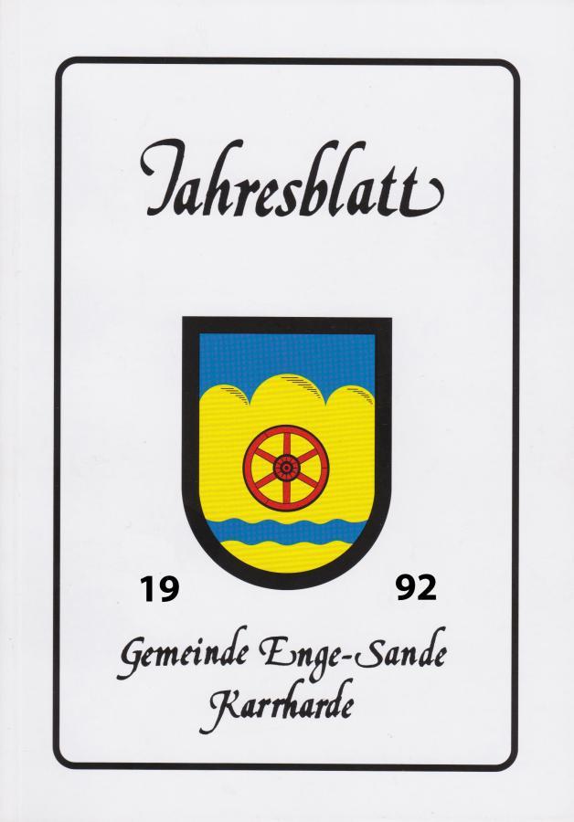 Titelblatt 1992
