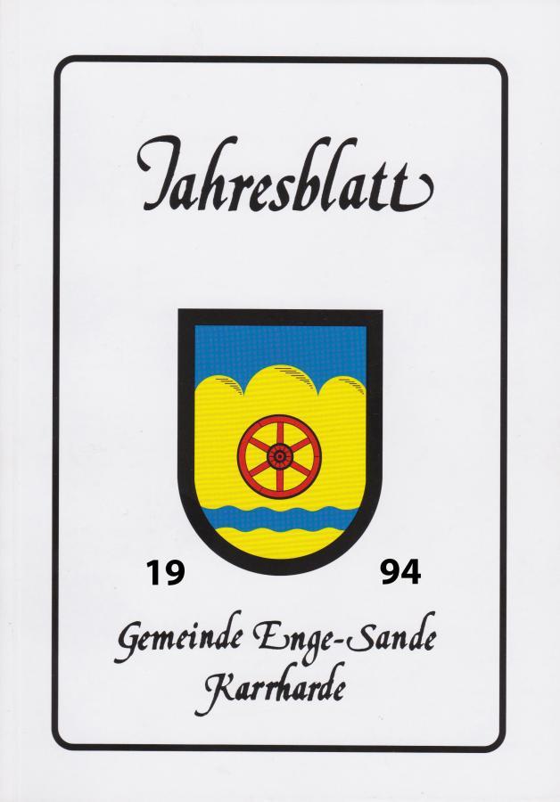 Titelblatt 1994
