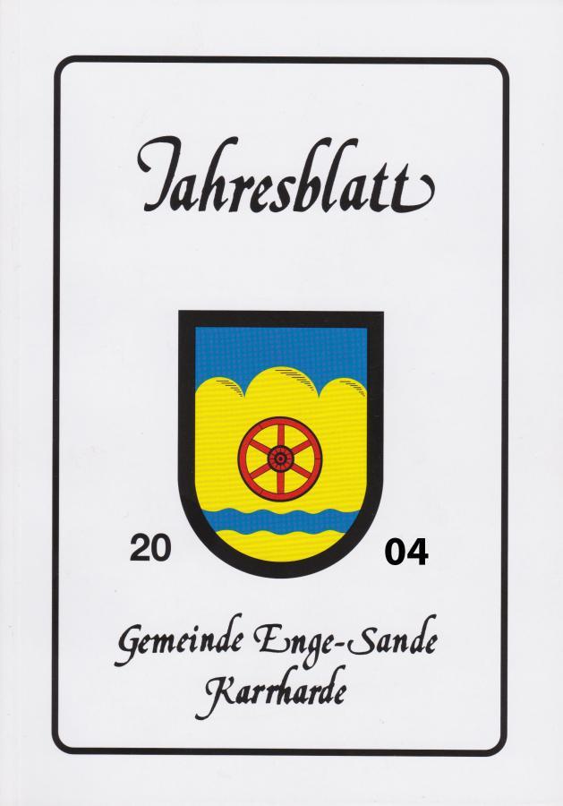 Titelblatt 2004