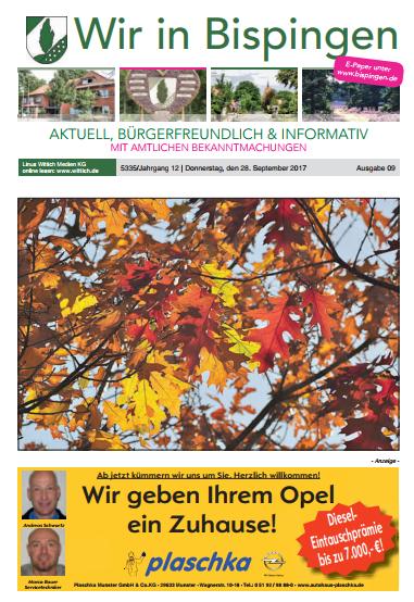 Titelblatt September