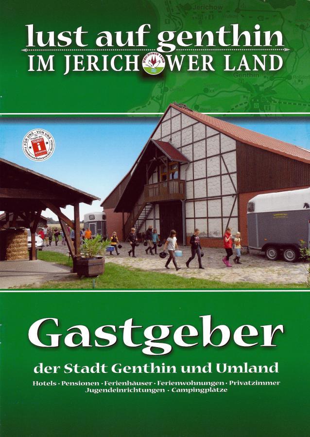 Titelfoto Gastgeber Stadt Genthin und Umland