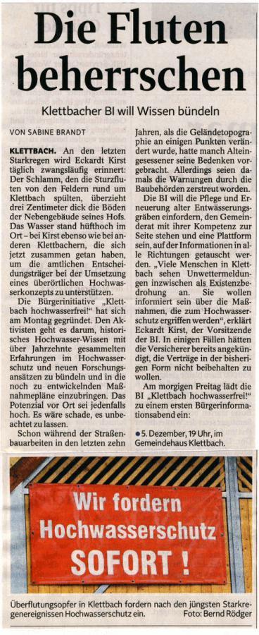 TLZ Weimar vom 04.12.2014