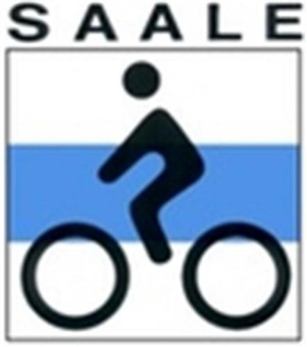 Logo Saaleradweg