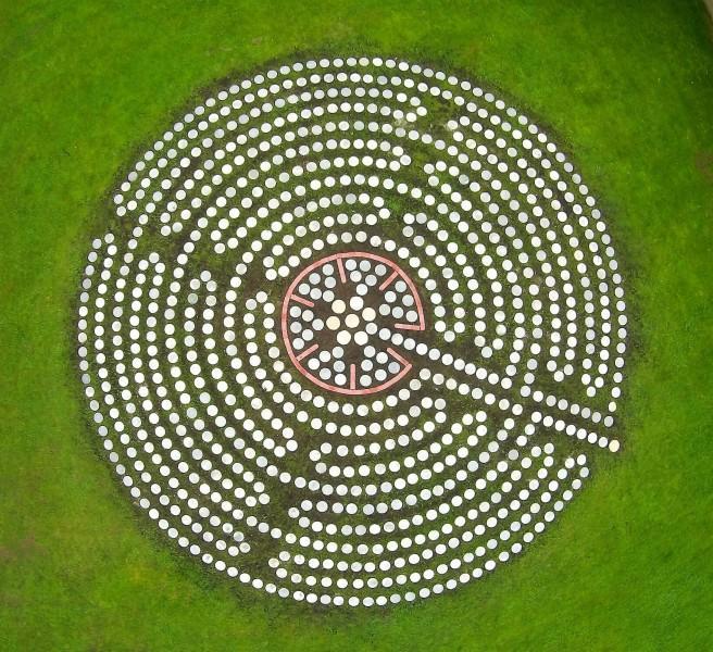 Tölzer Labyrinth von Marco Paulo