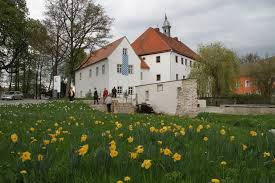 Hammerschloss und Teiche in Tröstau-Leupoldsdorf