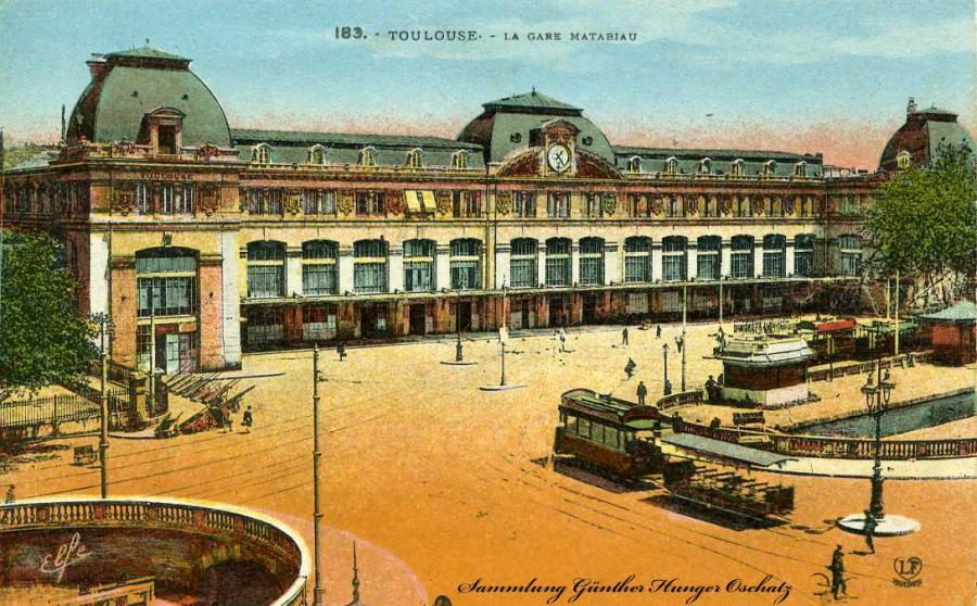 Toulouse La Gare Matabiau