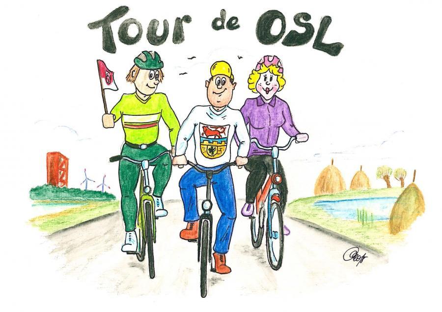 Tour de OSL 2018