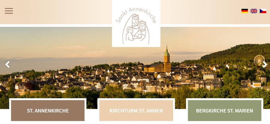 A - Tourismus-Seite St. Annen