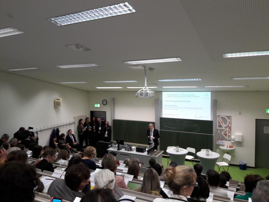 Tourismustag Sachsen-Anhalt, 15.11.2017 Hochschule MD-Stendal