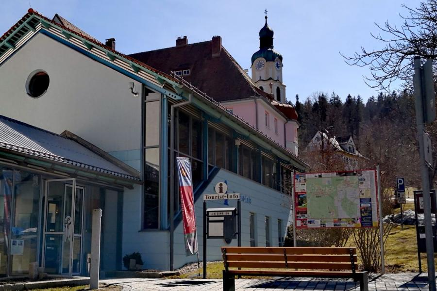 Tourist Info Bayerisch Eisenstein
