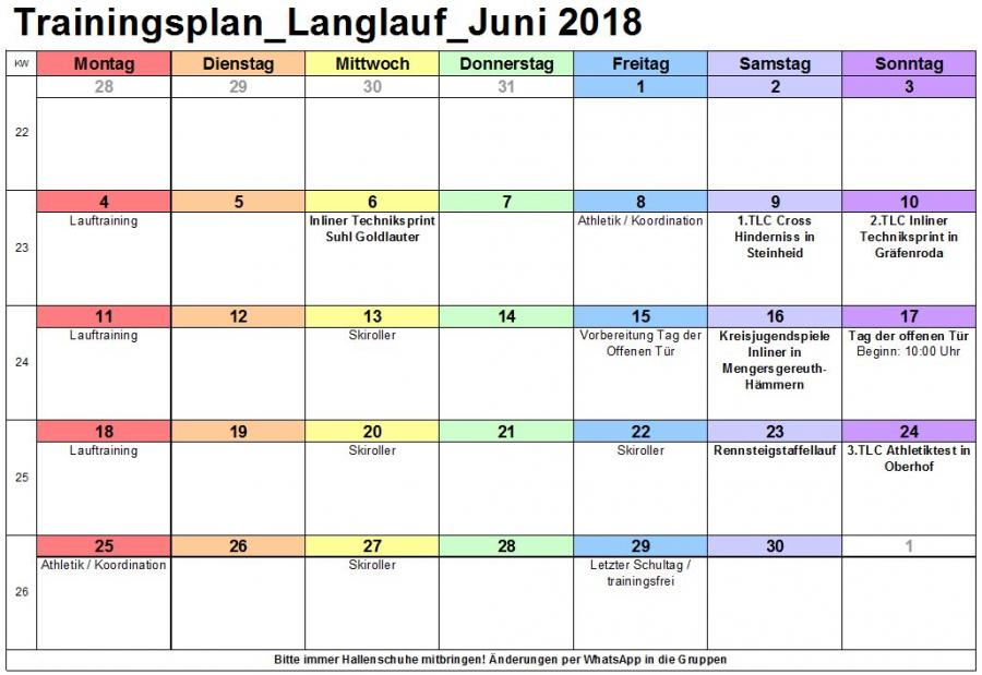 Trainingsplan_Langlauf_Juni 2018