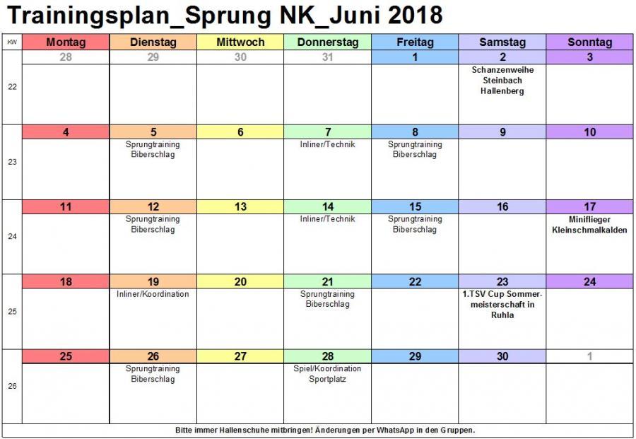 Trainingsplan_Sprung NK_Juni 2018
