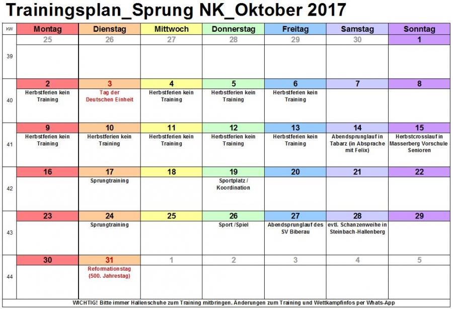 Trainingsplan_Sprung NK_Okt.2017