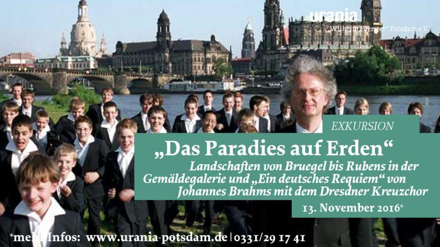 Exkursion Dresden