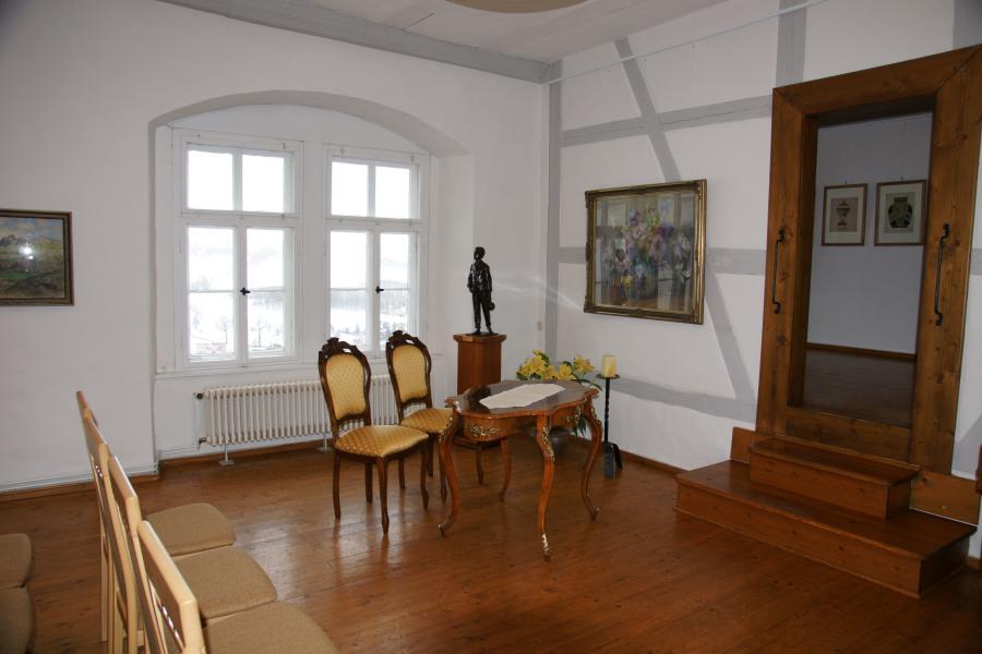 Trauzimmer Galeriesaal