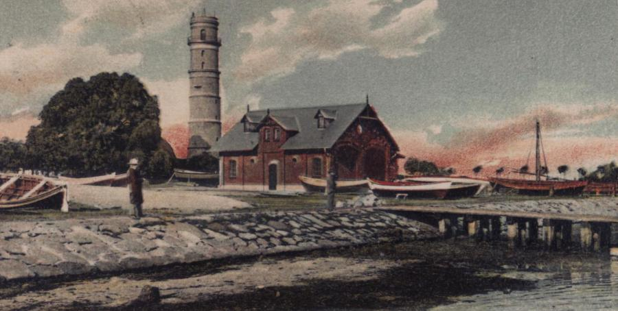 Travemünde Alter Leuchtturm