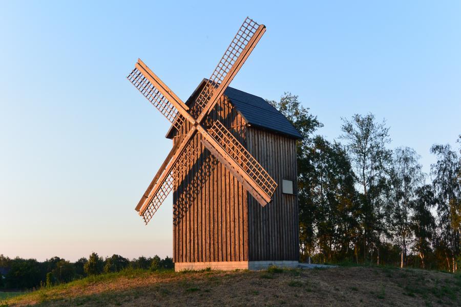 Trebendorf Windmühle