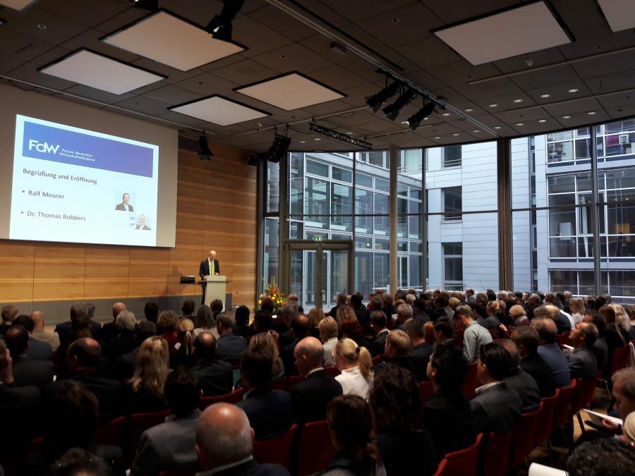 Treffen der Wirtschaftsförderer vom 22. bis 23.11.2018 in Berlin