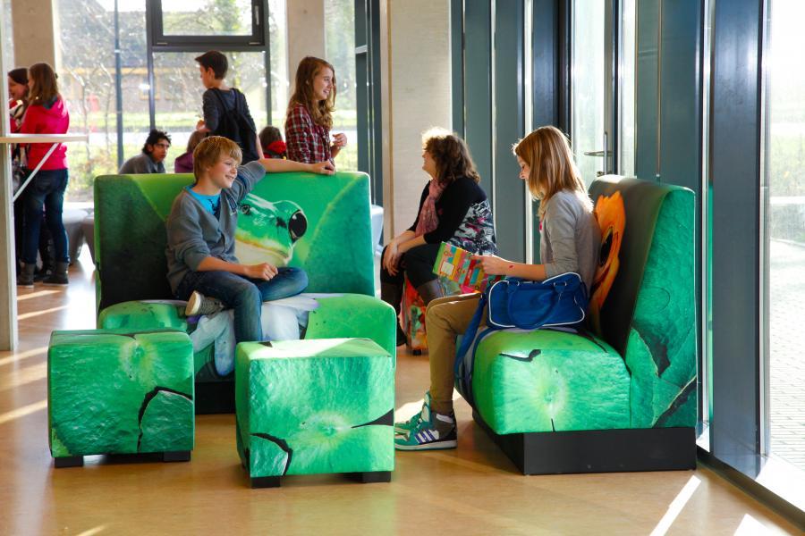 Trein - Sitzbänke in Schulen und Kitas