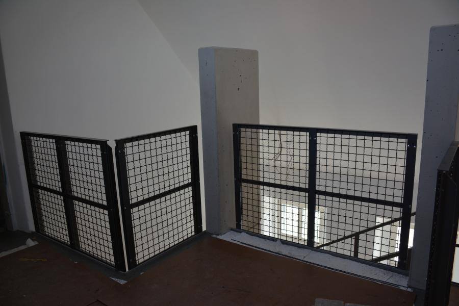 Treppenhaus Südflügel