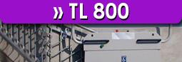 Die Treppenlifte der Serie TL 800