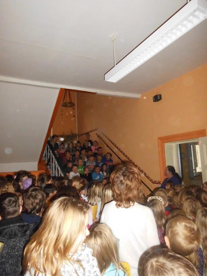 Treppensingen Weihnachtszeit 2015