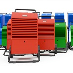 Trocknungstechniken - Bauentfeuchter, Kondenstrockner & Co
