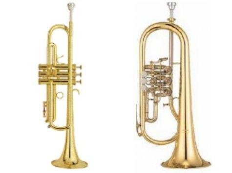 Trompote & Flügelhorn